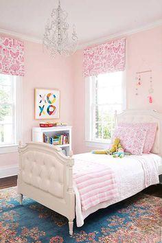 К новому учебному году подготовьте комнату для школьницы - творческой личности Bedroom For Girls Kids, Girls Bedroom Furniture, Little Girl Rooms, Bedroom Decor, Girls Fun, Bedroom Themes, Bedroom Colors, Girls Pink Bedroom Ideas, Ladies Bedroom