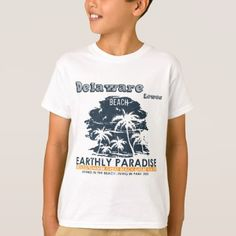 #Delaware - Lewes T-Shirt - #cool #kids #shirts #child #children #toddler #toddlers #kidsfashion