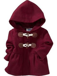 Hooded Toggle Coat for Baby | Old Navy
