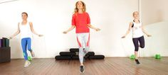 Video - Fitness Sessions: jump rope workout