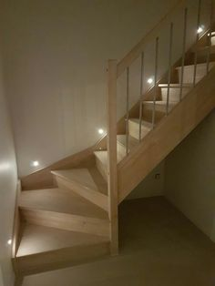 Inventive Staircase Design Tips for the Home Cottage Stairs, House Stairs, Basement House, Basement Stairs, Bonus Room Decorating, Winder Stairs, Stairway Storage, Architecture Renovation, Building Stairs