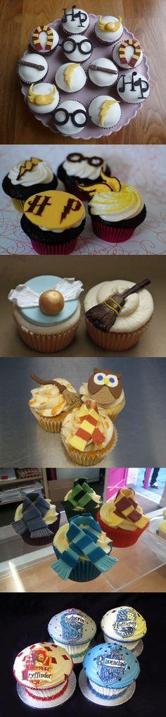 Harry Potter idea... I'm thinking birthday?!