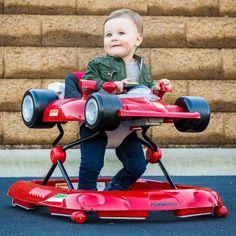 Ferrari Baby Official Website   Ferrari F1 Baby Walker Pictures in