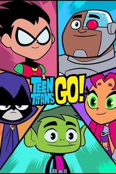 teen titans go! Cartoon Tv, Cartoon Characters, Teen Titans Characters, Cartoon Memes, Cartoon Drawings, Teen Titans Go Robin, Dc Comics, Ladybug And Cat Noir, Original Teen Titans