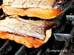 Ruokapankki: Misolohi grillaten