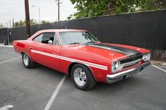 1970 Plymouth GTX...{Cool, Y'all Check out those Crager Super-Sports!!! Man, those were the Days weren't they? Somedays, I REALLY wish I had a Time Machine ~ I'd go back so fast ~ Y'all would never know I was ever here!!!}