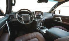 2019 Toyota Prado Interior