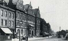 Royal Northern Hospital, Holloway Road C1890   by Warsaw1948