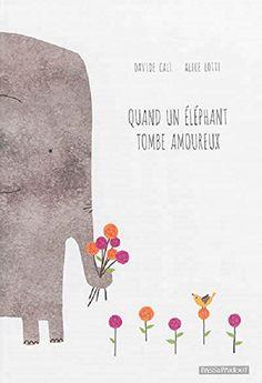 Amazon.fr - Quand un éléphant tombe amoureux - Cali Davide, Alice Lotti - Livres