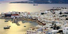 Mykonos Town Isla de Mykonos Grecia