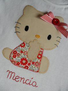 la sastrecilla valiente : camiseta kitty boca tapada