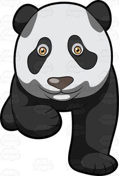 A giant panda takes a leap forward #adorable #Ailuropodamelanoleuca #animal #animalkingdom #bamboo #bamboobear #bearcat #big #black #blackears #carnivora #catfoot #china #content #contented #coonbear #cuddly #cunning #cute #endearing #eyepatches #fat #felicitous #fleshly #giantbearcat #giantpanda #glad #grass #grasses #greens #happy #heavy #herbivore #herbivorous #huge #lovable #lovely #nationalzoo #panda #pandabear #precious #shrubs #spacialmemory #spottedbear #white #wildtubers #zoo…