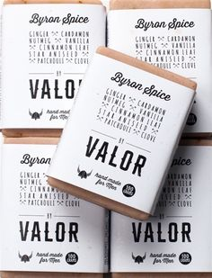 SValor Organics from Byron Bay produce a range of organic beard, skin and…