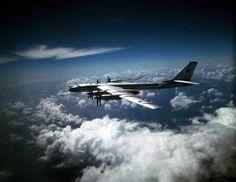 Ту-95,  самолёт,  бомбардировщик