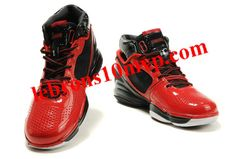 the best attitude 30708 a7820 Adidas Adizero Rose 1.0 Red Black Shoes. Derrick ...