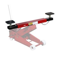 4,500 Lbs. Capacity Floor Jack Cross Beam - Car Guy Garage