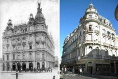 Siete hoteles históricos de Avenida de Mayo que siguen en pie - LA NACION