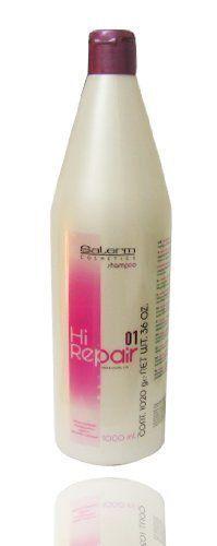 Salerm Hi Repair Cosmetics Shampoo 36oz >>> You can get additional details at the image link. #DailyShampoo
