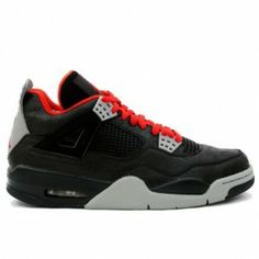 quality design 96e3c b56f6 312255 061 Air Jordan IV 4 Laser Retro Mens Basketball Shoes Black Red  A04010 Air Jordan