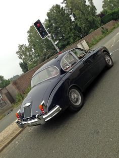 Classic Car News Pics And Videos From Around The World Jaguar S Type, Jaguar Cars, Jaguar Daimler, Old Lorries, Eco Friendly Cars, Import Cars, Lifted Ford Trucks, E Type, Car Ford