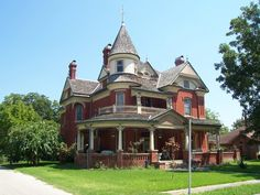 lovely brick victorian..
