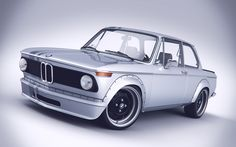 BMW 2002 Turbo. I will own one of these eventually to park alongside my 66 Mustang.