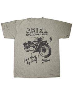 Ariel+Square+Four+1000cc £19.99