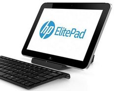 HP anuncia novo tablet ElitePad 900 com Windows 8