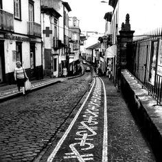 Calles de Punta Delgada. Nos la envía nuestro amigo @carlitos_baiz