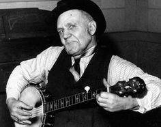 Uncle Dave Macon, banjo legend