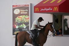 Only in Bahrain! :)