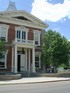 Cochise County Courthouse in Tombstone, Arizona