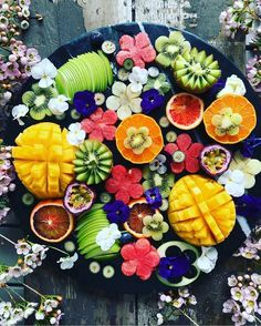 Such beauty in good food! Feed your body well as an extra act of love. #bravebodylove