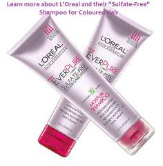 Organic Sulfate Free Shampoo  Sulfate Free Shampoo  Pinterest