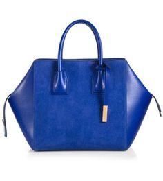 Stella McCartney Beckett Boston Shopper, $1385. www.saks.com