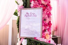 Pretty Pink Baby Shower Baby Brunch – MunaMommy Different Shades Of Pink, Different Flowers, Baby Shower Themes, Shower Baby, Baby Showers, Shower Ideas, Baby Shower Congratulations, Baby Shower Flowers, Flower Food