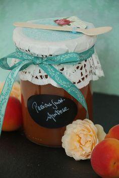 Marmelade Konfitüre Gastgeschenk Give away