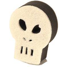 Skull Sponge