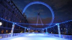 Eyeskate at the London Eye