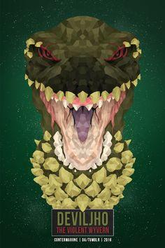 Deviljho - Monster Hunter
