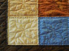 Orion Quilt - maravilhoso habilmente feita Amish Quilts de Lancaster (hs6948)