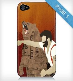Manly men!  Haymaker+iPhone+5/iPhone+5s+Case+by+Sharp+Shirter++on+Scoutmob+Shoppe
