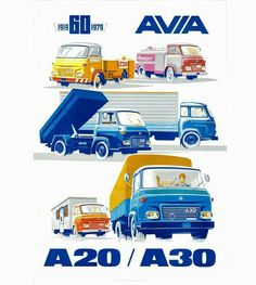 Cab Over, Truck Art, A30, Retro Cars, Illustrations And Posters, Cars And Motorcycles, Vintage Posters, Engineering, Trucks