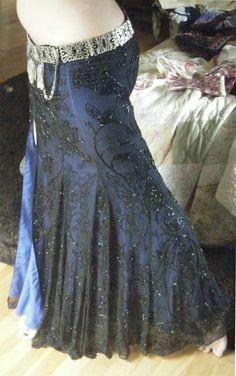Czarkova's mermaid lace-layer skirt on DeviantArt