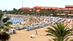 Playa De Las Americas  (Overview)