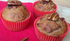 gezonde speculaas cupcakes