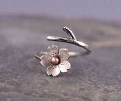#Floral #Ring