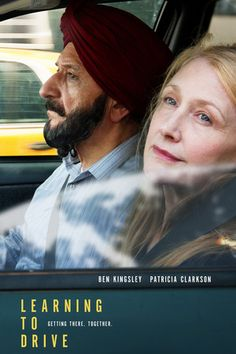 Learning to Drive (2015)  オトナの恋ってやつですかね。