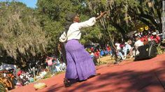 The Gullah Culture. A blessed people. The only black people in the U.S. to have been able to keep and practice our African culture from before slavery. If you don't know about the Gullah/Geechie Culture take a couple of hours to get to know them. BEWARE! Once you begin the journey you'll go back in time and wish you were at Charleston, S.C.'s Sea Island Coast.