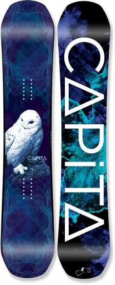 Capita Birds of a Feather Snowboard - Women's - 2012/2013 at REI.com